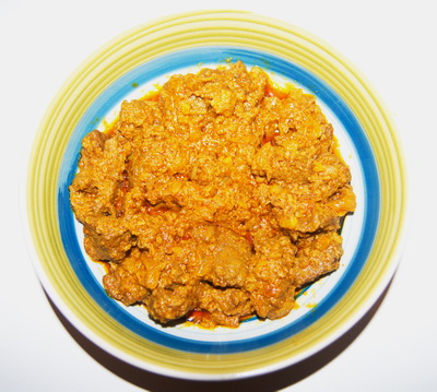 beef -vindaloo