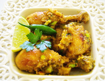 coriander-chicken