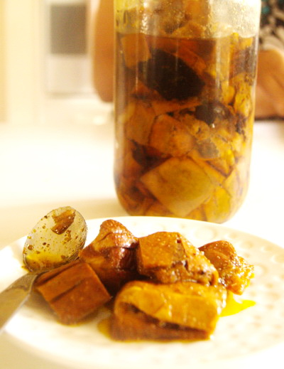 Mango pickle amer achar banglarecipes by rownak mango pickle amer achar forumfinder Image collections