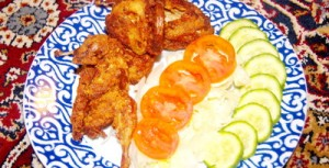 fried-quail