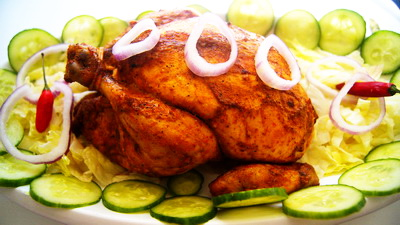 Grilled chicken banglarecipes by rownak grilled chickenbangladeshi style forumfinder Image collections
