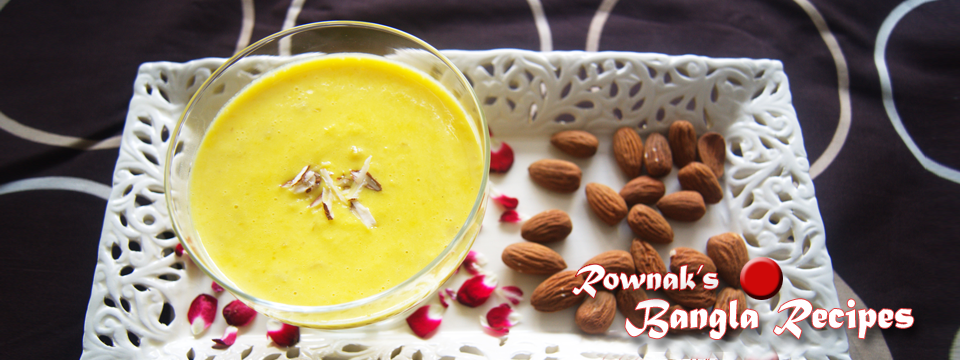 Almond Pudding / Badam Kheer