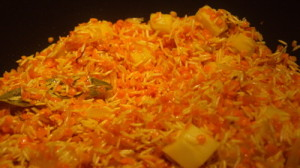 vegetable khichuri -1