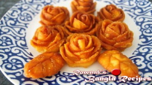 2 300x168 Golap Pitha / Sweet Rose