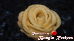 golap pitha 10 300x168 Golap Pitha / Sweet Rose