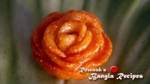 golap pitha 300x168 Golap Pitha / Sweet Rose