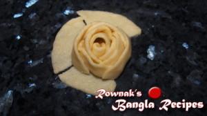 golap pitha 8 300x168 Golap Pitha / Sweet Rose
