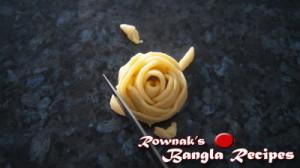 golap pitha 9 300x168 Golap Pitha / Sweet Rose