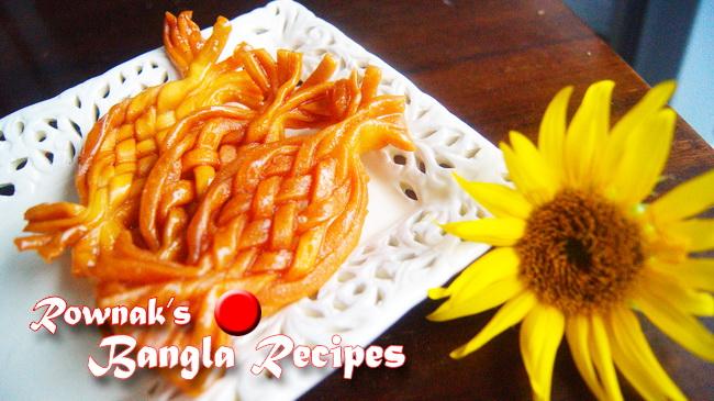 anaros pitha 1 Anaros Pitha / Pineapple Snack