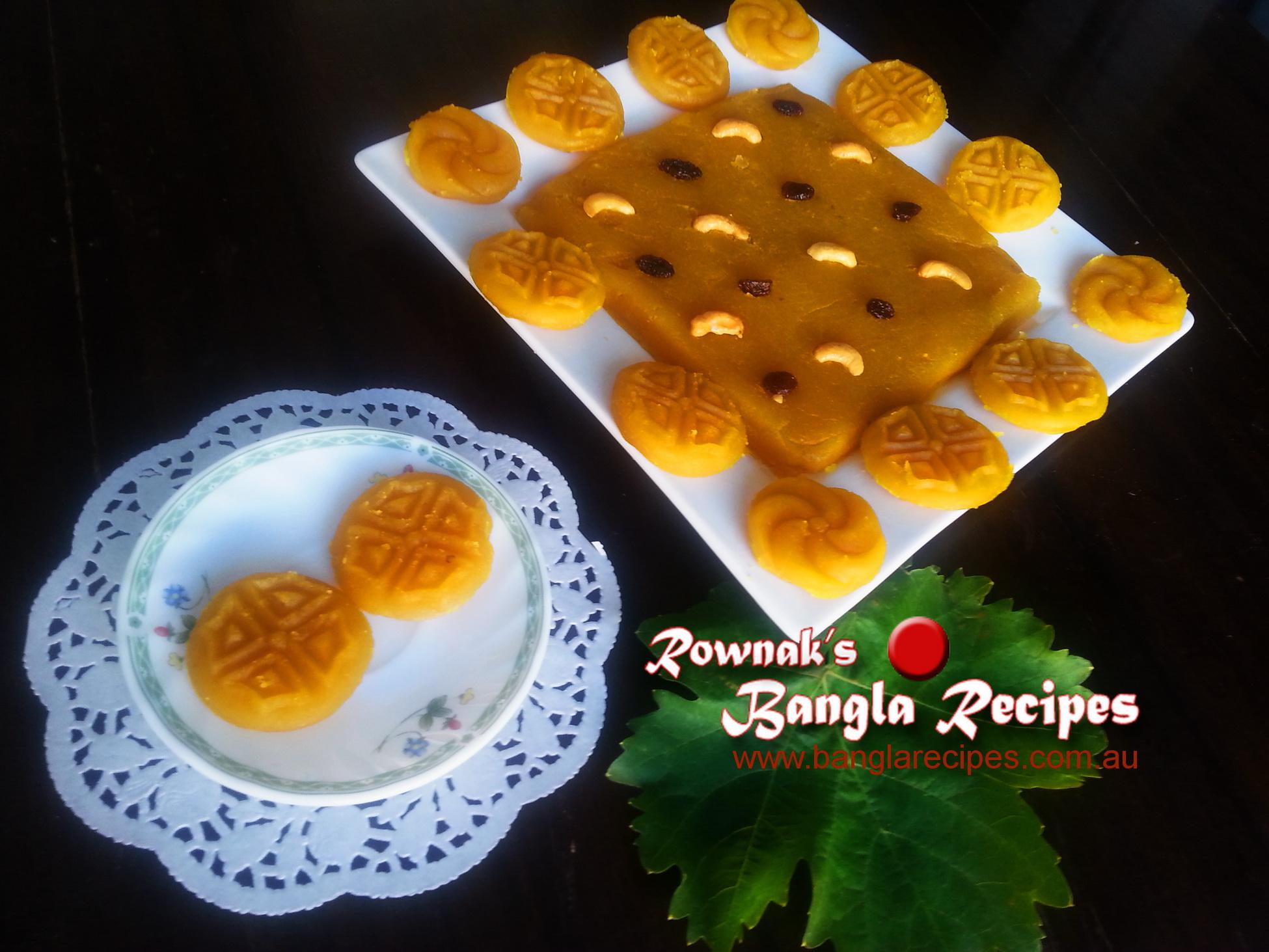booter dal halwa 1 Chana Dal Halwa / Cholar Daler Halwa/ Booter Dal Halwa/ Split Chickpeas Fudge