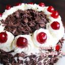 Bangladeshi Black Forest Cake