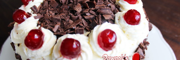 Authentic Black Forest Cake Recipe Highest Rated