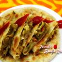 Chicken Parata(porota)