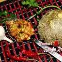 Wood Apple Chutney / Kodbel Bhorta / Kodbel Makha