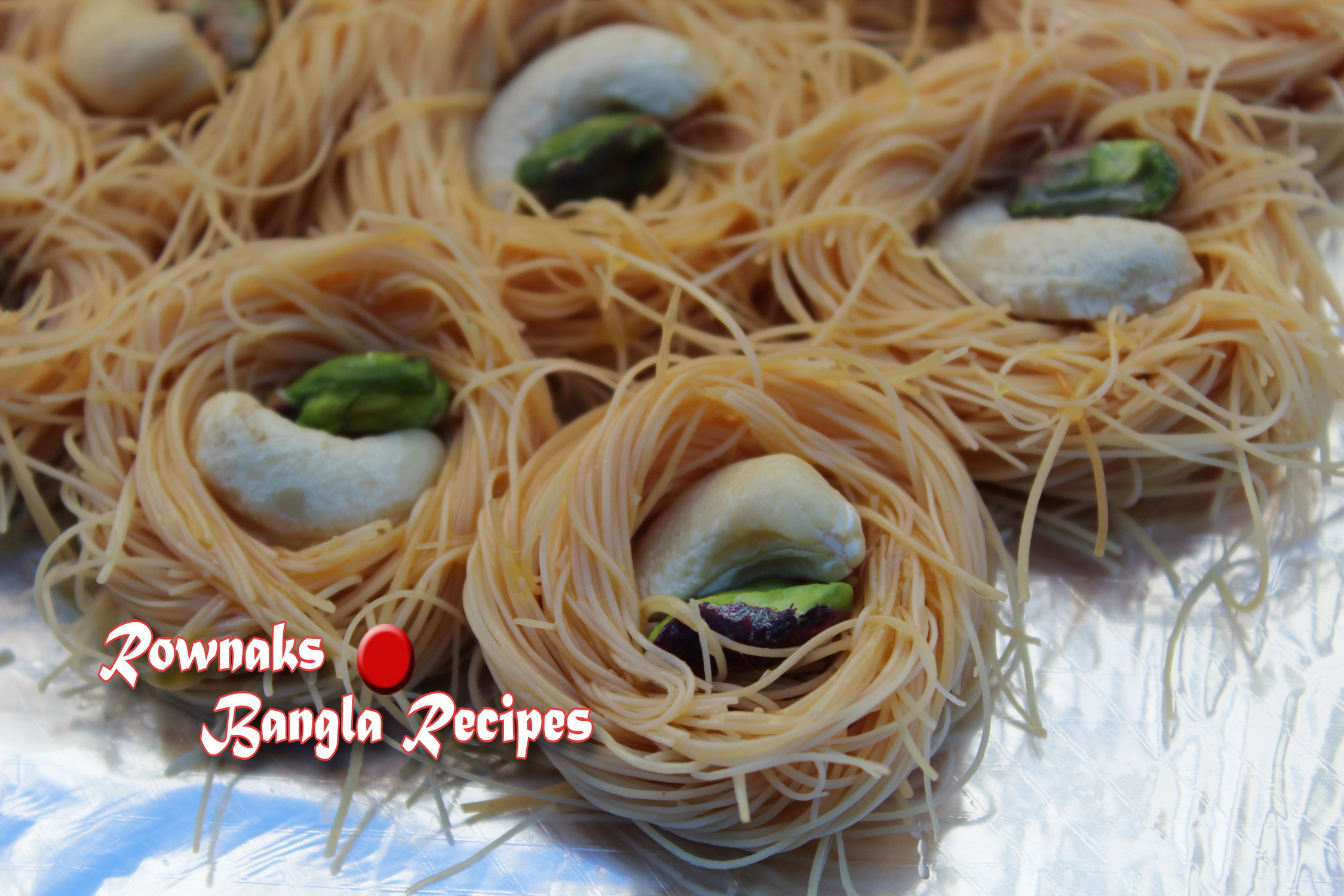bird's nest kunafa 2