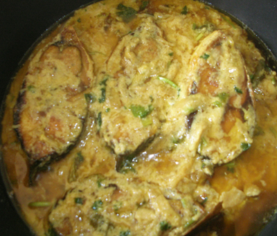 Sorse Ilish (User friendly for abroad kitchen)