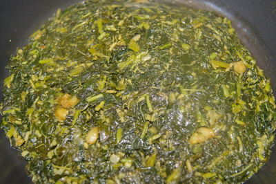Data Shak bhaja/ Bangladeshi Fried Leafy Vegetables ...