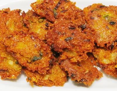 Piaju onion lentil fritter banglarecipes by rownak forumfinder Images