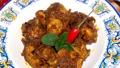 chicken-dopiaza