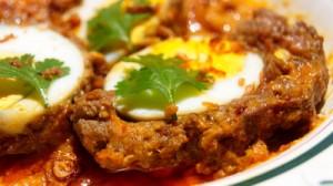 Nargisi Kofta Curry  / নার্গিসি কোফতা কারি