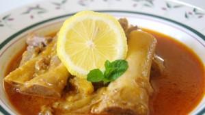 Nihari / Spicy Lamb Shank / Paya