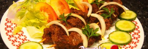 Boti Kabab / বটি কাবাব