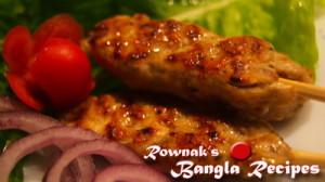Chicken Seekh Khabab-2