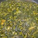 Data Shak bhaja/ Bangladeshi Fried Leafy Vegetables