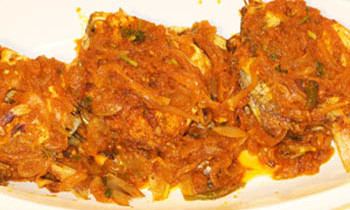 Pomfret Fry / Rupchanda Bhaja / Butter Bream Fry
