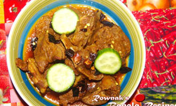 Achari Mutton- Easy and Simple