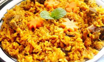 Beef Biriyani / Akhni Biryani (Chittagonian Style)