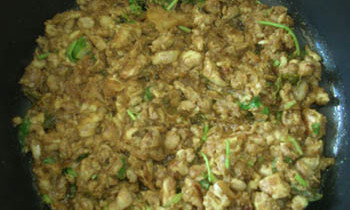 Brain masala/ spicy brain/ maghaz masala/ মগজ ভুনা