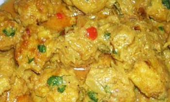 Macher Kofta Curry