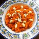 Sweet Carrot /Gajorer Halua