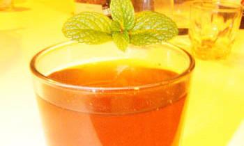 Jeerar Sharbot / Cumin Juice
