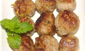 Kofta / Spicy Meat Ball