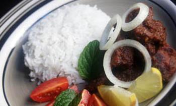 Methi Kalia / Spicy Fenugreek Meat