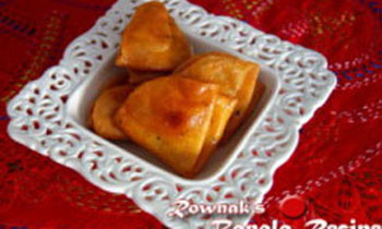 Misti Nimki / Sweet and Salty Cracker / মিষ্টি নিমকি