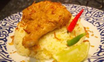 Murg Polau / Morog Polau / Chicken Pilaf