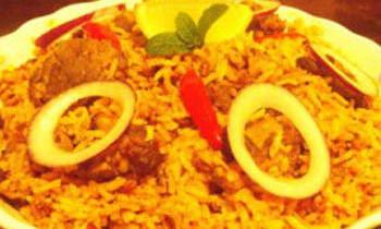 Beef Khichuri