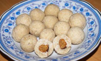 Special Naru / Special Coconut laddoo