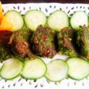 Pea Fritters / Motorshutir Chop
