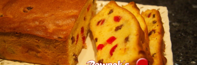 Bangladeshi Fruit Cake