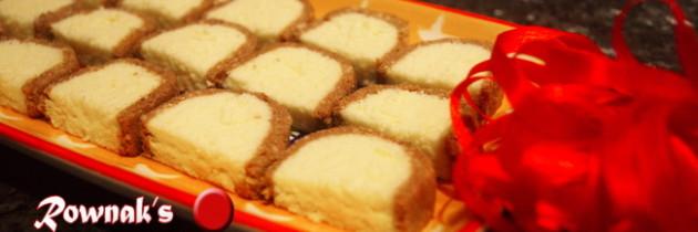 Cake Sondesh / কেক সন্দেশ