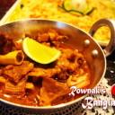 Sorishar tel-e khasir kalia / Mutton curry with mustard oil