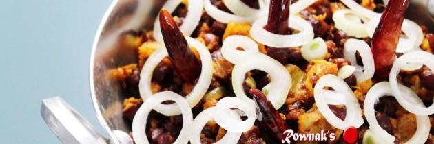 Chick Peas Masala / Chola Bhuna / ছোলা ভুনা