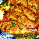 Deshi Shorpunti Dopeyaja / Spicy Olive barb / দেশি শরপুঁটি দোপেয়াজা