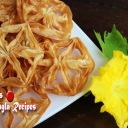 Rosette Cookie / Fuljhuri Pitha / ফুলঝুরি পিঠা
