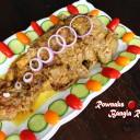 Mutton Leg Roast / Masala Raan / Khasir Leg Roast