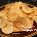 Homemade Potato Chips / হোমমেইড পটেটো চিপস